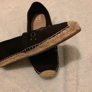Black Vera wang shoes